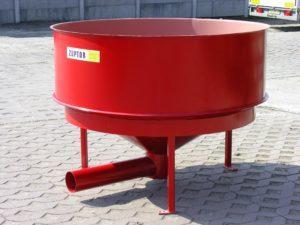 ZBIORNIK NA ZBOŻE 600 kg