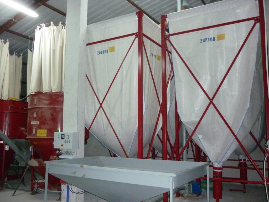 silos tkaninowy 5 t