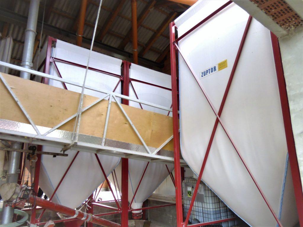 silos tkaninowy 6 t