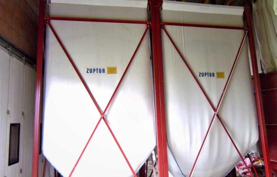 silosy tkaninowe 2 x 6 t