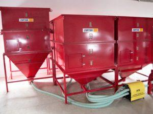ZBIORNIKI NA ZBOŻE 4000 kg i 5000 kg